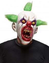 Máscara de payaso para Halloween