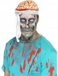Sombrero de cerebro Halloween
