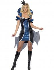Disfraz de reina del infierno Halloween