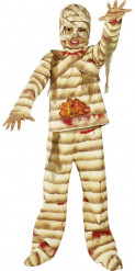 Disfraz de momia para niño Halloween
