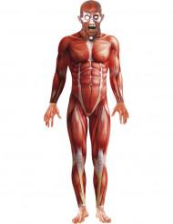 Disfraz de cuerpo humano