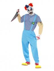 Disfraz de payaso asesino Halloween