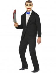 Disfraz de ventrílocuo Halloween
