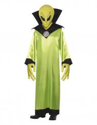 Disfraz de alien para adulto Halloween