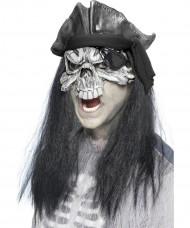 Máscara de pirata fantasma