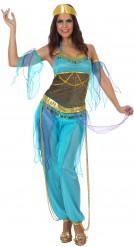 Disfraz de bailarina árabe mujer