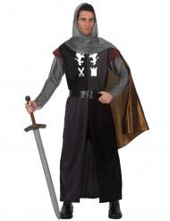 Disfraz de Caballero Medieval malla para hombre