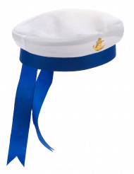 Gorra de marinero adulto