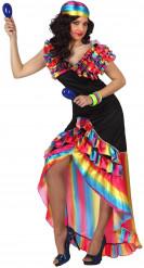 Disfraz de bailarina de rumba para mujer