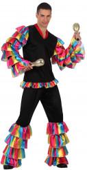 Disfraz de bailarín de rumba