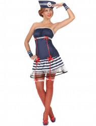 Disfraz de marinero para mujer sexy