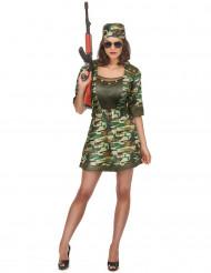 Disfraz de militar sexy
