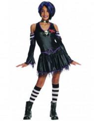 Disfraz gótico Malice para niña