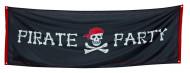Bandera pirata 220 x 74 cm