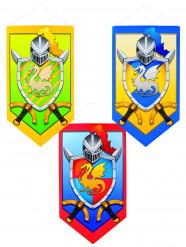 Decoración caballero medieval