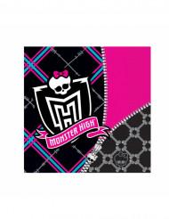 Servilletas Monster High