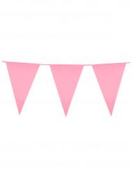 Guirnalda banderines rosa