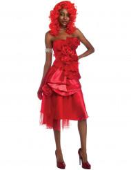 Disfraz de Rihanna™rojo