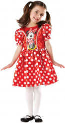 Disfraz de Minnie™ para niña clásico
