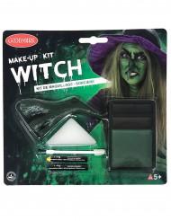 Kit de maquillaje bruja Halloween
