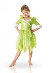 Disfraz de lujo Campanilla invierno en Wonderland™ para niña