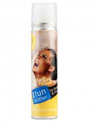 Spray oro para cuerpo y pelo