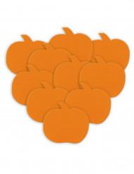 Accesorios de mesa calabazas Halloween
