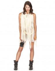 Disfraz de momia gótica para mujer