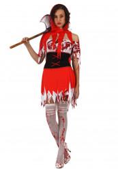 Disfraz de niña del bosque para mujer