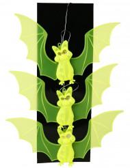 Decoración para colgar de murciélago