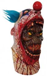 Máscara payaso sangriento