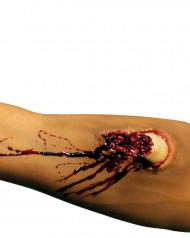 Herida para el brazo