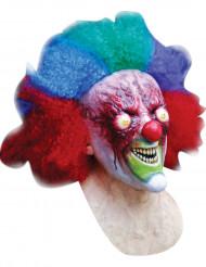 Máscara de payaso sangriento