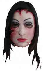 Máscara de asesina cirujana Halloween