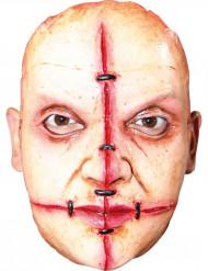 Máscara asesino con cicatrices