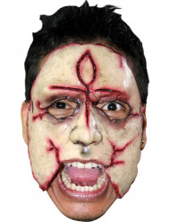 Máscara asesino de la cruz