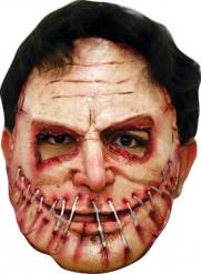 Máscara de asesino sonrisa del payaso