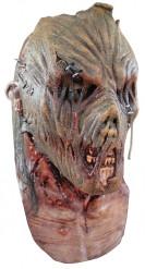 Máscara de zombie espantapájaros