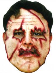 Máscara de asesino cortado Halloween