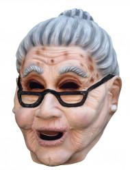 Máscara de abuela