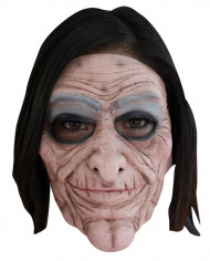 Máscara de vieja Halloween