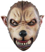 Máscara de lobo feroz