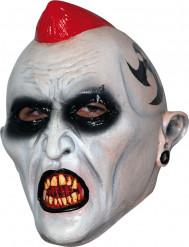 Máscara de punk diabólico