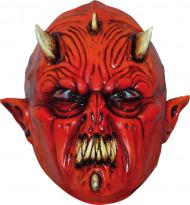 Máscara de monstruo demoníaco