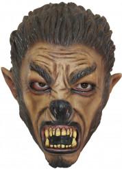 Máscara de lobo para niño