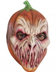 Máscara de calabaza para adulto