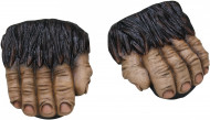 Cubre botas de gorilla para adulto