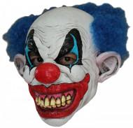 Máscara de payaso maléfico