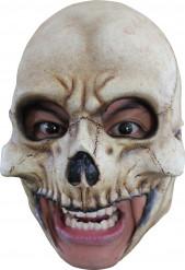 Máscara craneo adulto