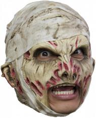 Máscara de momia adulto Hallowen